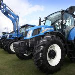 Machinery at the Yorkshire Show