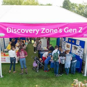 Gen Z at the Great Yorkshire Show