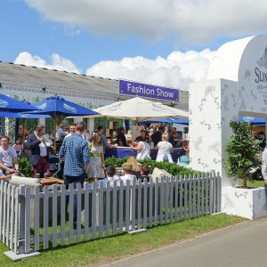 Slingsby Gin Garden at GYS
